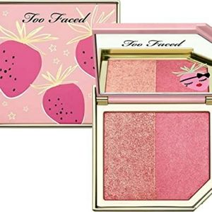 Too faced StrobeBerry blush duo